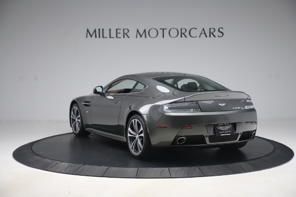 Used 2011 Aston Martin V12 Vantage Coupe for sale $108,990 at McLaren Greenwich in Greenwich CT 06830 4