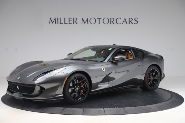 Used 2020 Ferrari 812 Superfast for sale $399,900 at McLaren Greenwich in Greenwich CT 06830 2