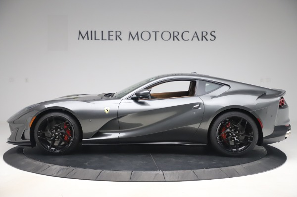 Used 2020 Ferrari 812 Superfast for sale $399,900 at McLaren Greenwich in Greenwich CT 06830 3