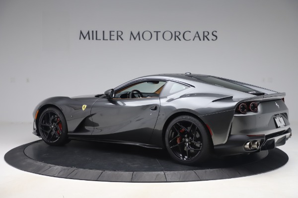 Used 2020 Ferrari 812 Superfast for sale $399,900 at McLaren Greenwich in Greenwich CT 06830 4