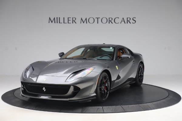 Used 2020 Ferrari 812 Superfast for sale $399,900 at McLaren Greenwich in Greenwich CT 06830 1