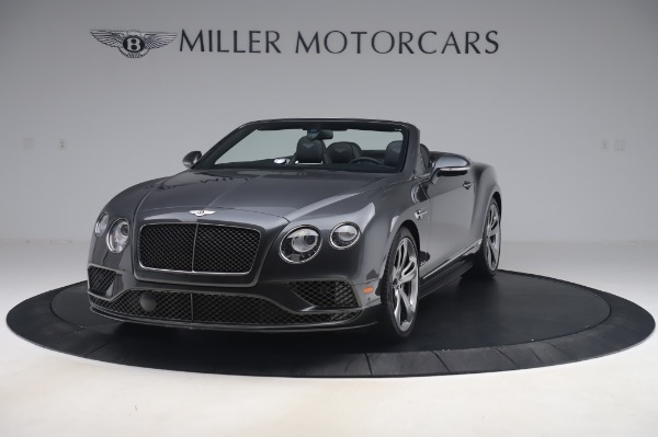 Used 2016 Bentley Continental GTC Speed for sale $146,900 at McLaren Greenwich in Greenwich CT 06830 1