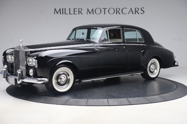 Used 1965 Rolls-Royce Silver Cloud III for sale $99,900 at McLaren Greenwich in Greenwich CT 06830 2