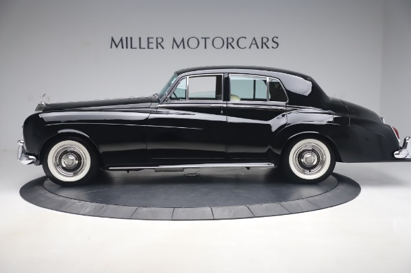 Used 1965 Rolls-Royce Silver Cloud III for sale $99,900 at McLaren Greenwich in Greenwich CT 06830 3