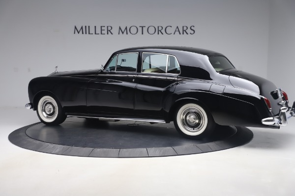 Used 1965 Rolls-Royce Silver Cloud III for sale $99,900 at McLaren Greenwich in Greenwich CT 06830 4