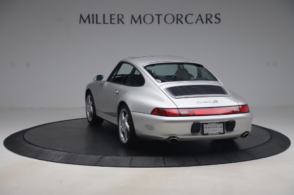 Used 1998 Porsche 911 Carrera 4S for sale Sold at McLaren Greenwich in Greenwich CT 06830 4
