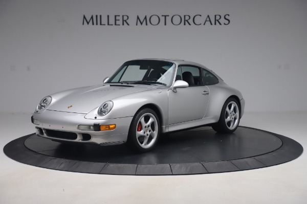 Used 1998 Porsche 911 Carrera 4S for sale Sold at McLaren Greenwich in Greenwich CT 06830 1