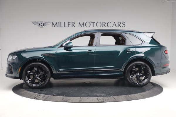 New 2021 Bentley Bentayga V8 First Edition for sale $265,205 at McLaren Greenwich in Greenwich CT 06830 3
