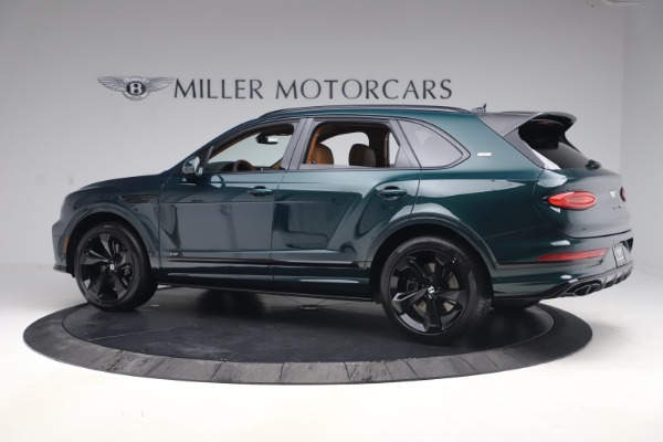New 2021 Bentley Bentayga V8 First Edition for sale $265,205 at McLaren Greenwich in Greenwich CT 06830 4