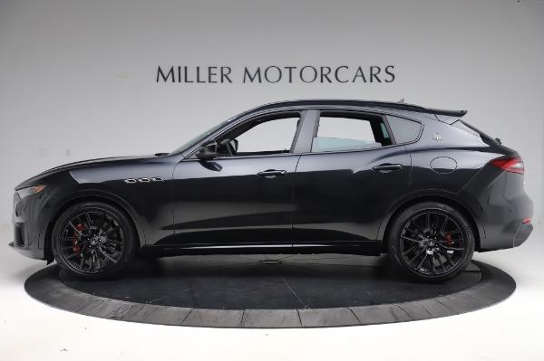 New 2020 Maserati Levante GTS for sale $132,590 at McLaren Greenwich in Greenwich CT 06830 3