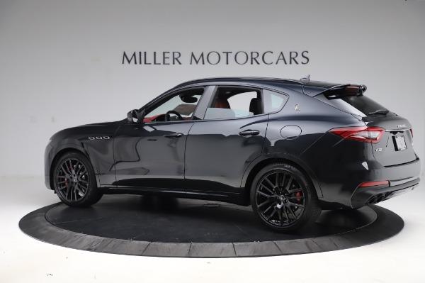 New 2020 Maserati Levante GTS for sale $132,590 at McLaren Greenwich in Greenwich CT 06830 4