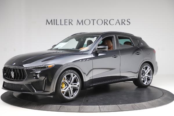 New 2020 Maserati Levante GTS for sale $137,599 at McLaren Greenwich in Greenwich CT 06830 2
