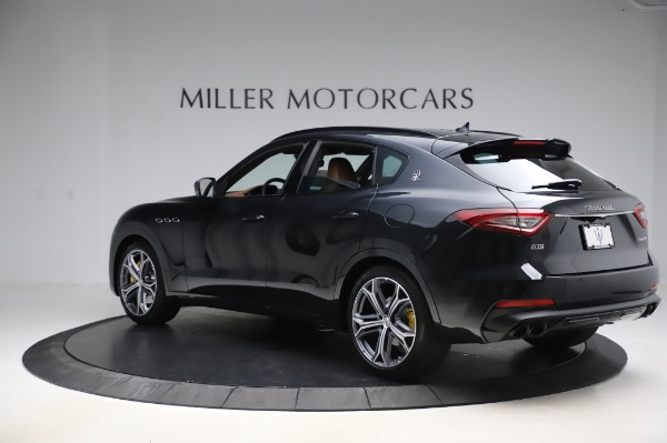 New 2020 Maserati Levante GTS for sale $137,599 at McLaren Greenwich in Greenwich CT 06830 4