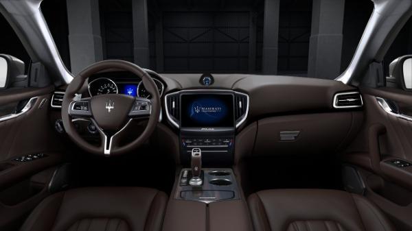 New 2020 Maserati Ghibli S Q4 GranLusso for sale $91,435 at McLaren Greenwich in Greenwich CT 06830 4