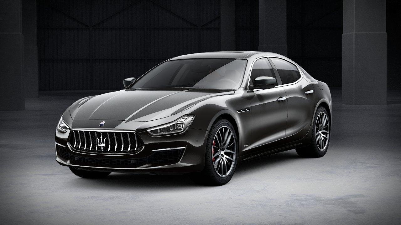 New 2020 Maserati Ghibli S Q4 GranLusso for sale $91,435 at McLaren Greenwich in Greenwich CT 06830 1