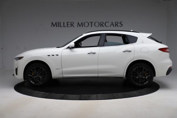 New 2020 Maserati Levante Q4 GranSport for sale $84,285 at McLaren Greenwich in Greenwich CT 06830 3