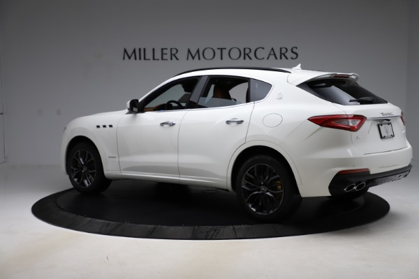 New 2020 Maserati Levante Q4 GranSport for sale $84,285 at McLaren Greenwich in Greenwich CT 06830 4