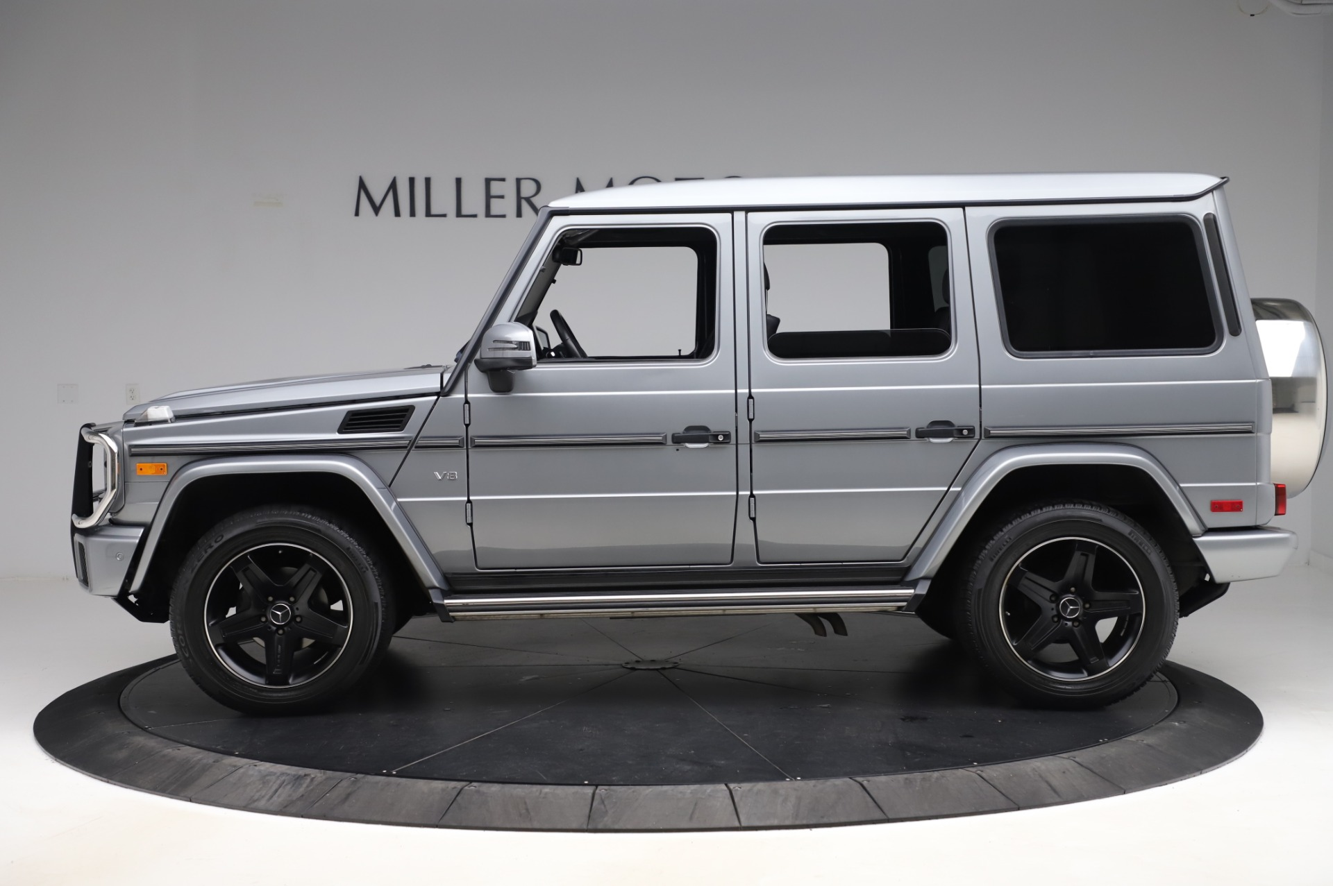 Pre-Owned 2017 Mercedes-Benz G-Class G 550 For Sale (Special Pricing) |  McLaren Greenwich Stock #7700A