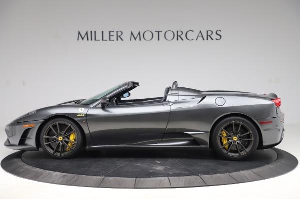 Used 2009 Ferrari 430 Scuderia Spider 16M for sale $325,900 at McLaren Greenwich in Greenwich CT 06830 3