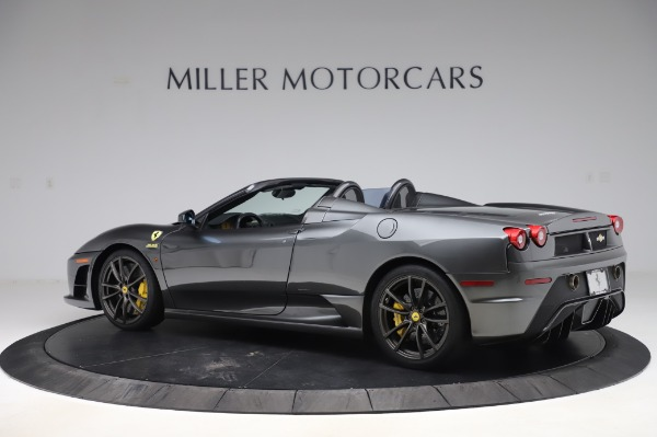 Used 2009 Ferrari 430 Scuderia Spider 16M for sale $349,900 at McLaren Greenwich in Greenwich CT 06830 4