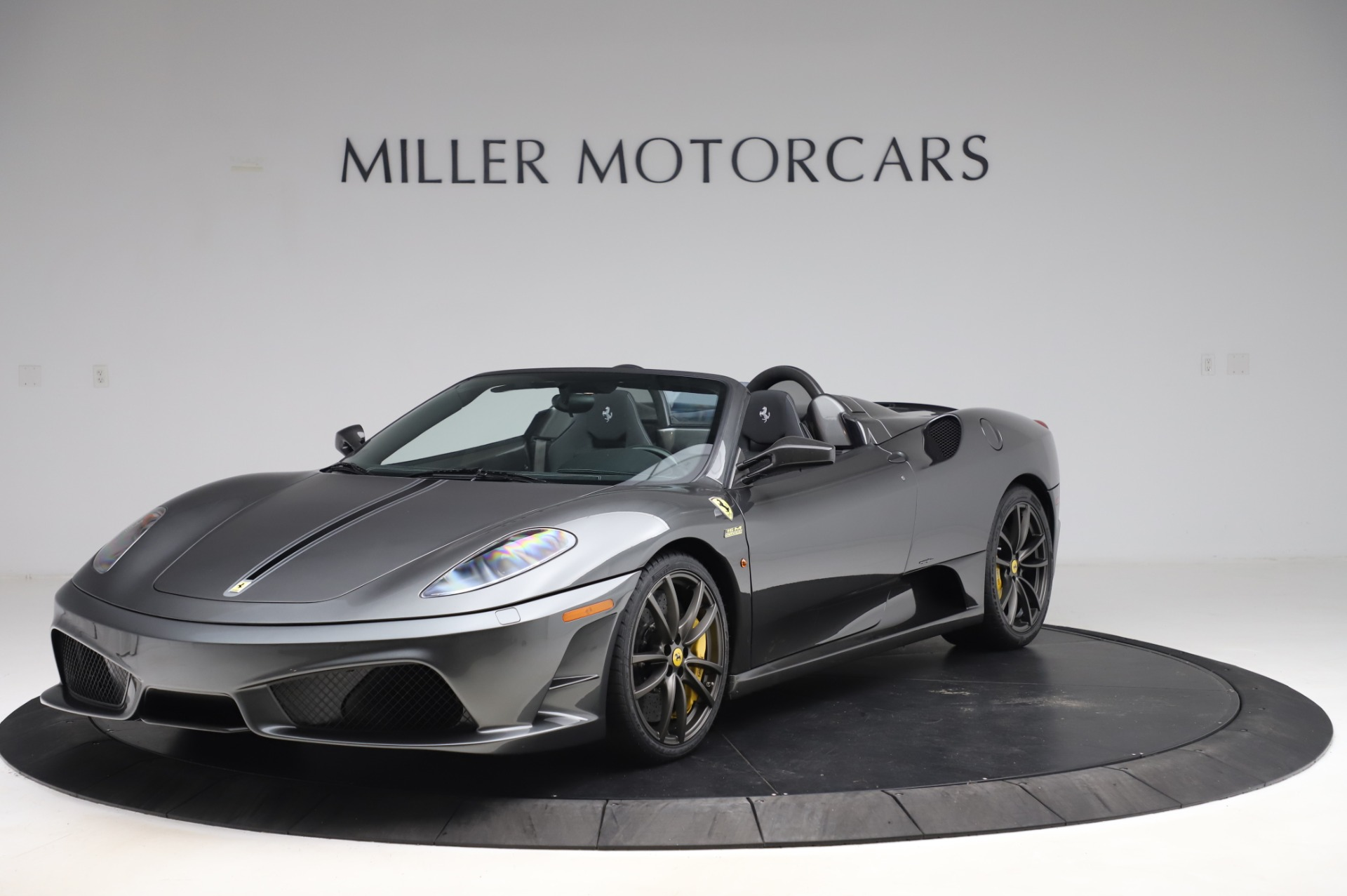 Used 2009 Ferrari 430 Scuderia Spider 16M for sale $349,900 at McLaren Greenwich in Greenwich CT 06830 1