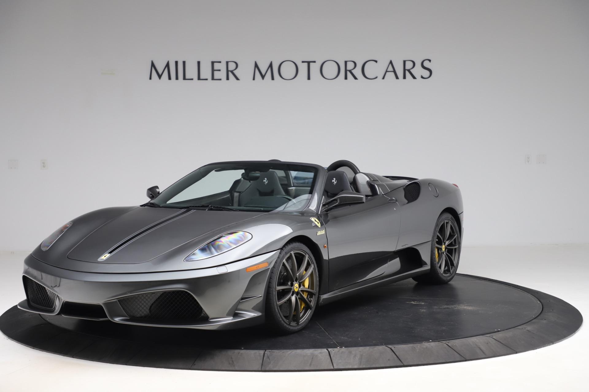 Used 2009 Ferrari 430 Scuderia Spider 16M for sale $325,900 at McLaren Greenwich in Greenwich CT 06830 1