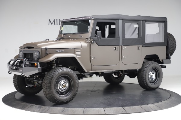 Used 1974 Toyota FJ44 Icon for sale $249,900 at McLaren Greenwich in Greenwich CT 06830 2