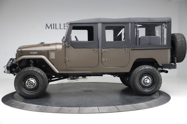 Used 1974 Toyota FJ44 Icon for sale $249,900 at McLaren Greenwich in Greenwich CT 06830 3