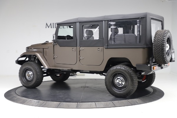 Used 1974 Toyota FJ44 Icon for sale $249,900 at McLaren Greenwich in Greenwich CT 06830 4