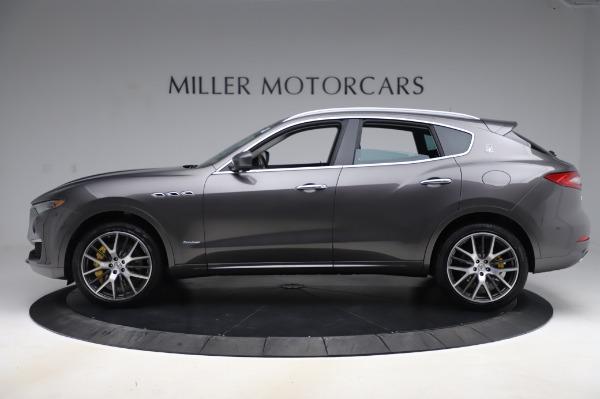 New 2020 Maserati Levante S Q4 GranLusso for sale $100,485 at McLaren Greenwich in Greenwich CT 06830 3