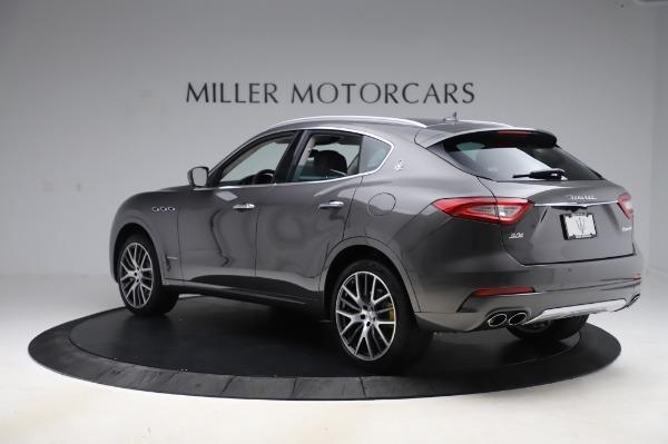 New 2020 Maserati Levante S Q4 GranLusso for sale $100,485 at McLaren Greenwich in Greenwich CT 06830 4