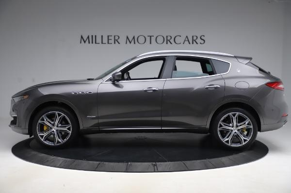 New 2020 Maserati Levante Q4 GranLusso for sale $91,935 at McLaren Greenwich in Greenwich CT 06830 3