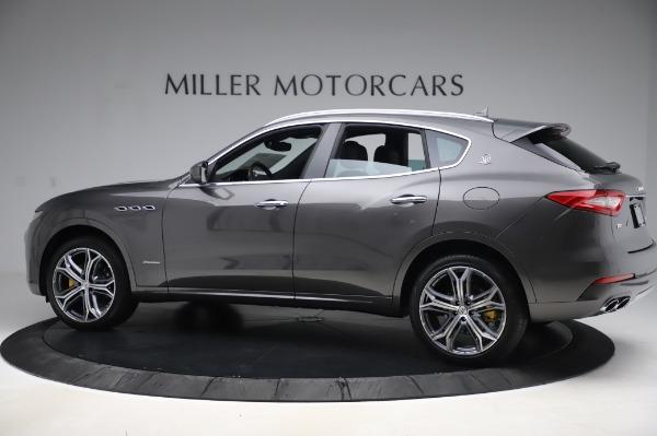 New 2020 Maserati Levante Q4 GranLusso for sale $91,935 at McLaren Greenwich in Greenwich CT 06830 4