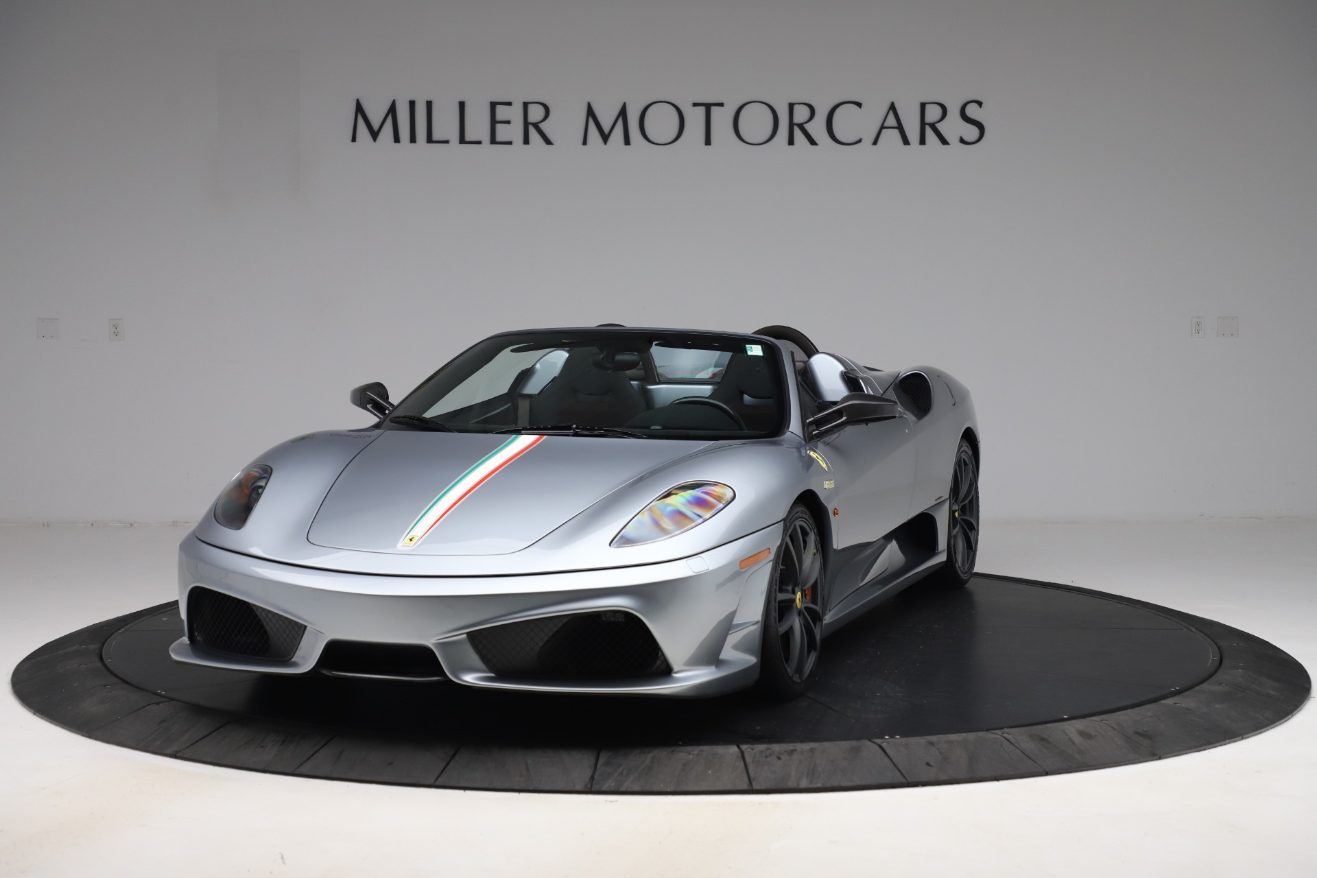 Used 2009 Ferrari 430 Scuderia Spider 16M for sale $319,900 at McLaren Greenwich in Greenwich CT 06830 1
