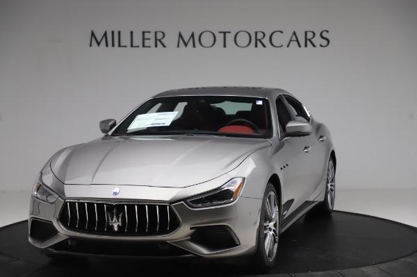 New 2020 Maserati Ghibli S Q4 GranSport for sale $93,285 at McLaren Greenwich in Greenwich CT 06830 1