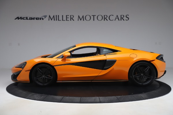 Used 2017 McLaren 570S for sale Call for price at McLaren Greenwich in Greenwich CT 06830 2