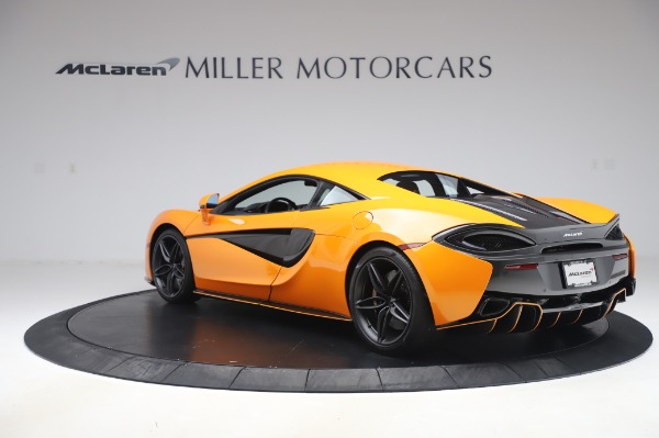 Used 2017 McLaren 570S for sale Call for price at McLaren Greenwich in Greenwich CT 06830 3