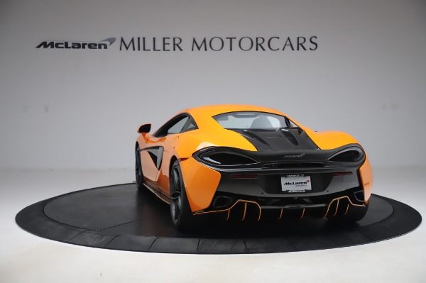 Used 2017 McLaren 570S for sale Call for price at McLaren Greenwich in Greenwich CT 06830 4