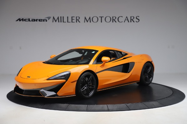 Used 2017 McLaren 570S for sale Call for price at McLaren Greenwich in Greenwich CT 06830 1