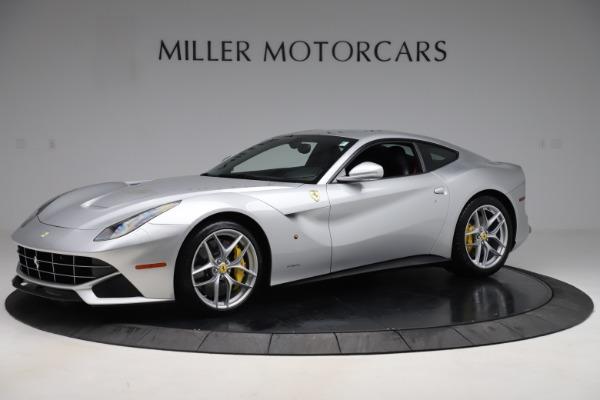Used 2015 Ferrari F12 Berlinetta for sale $235,900 at McLaren Greenwich in Greenwich CT 06830 2