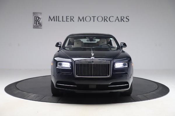 Used 2015 Rolls-Royce Wraith Base for sale $168,900 at McLaren Greenwich in Greenwich CT 06830 2