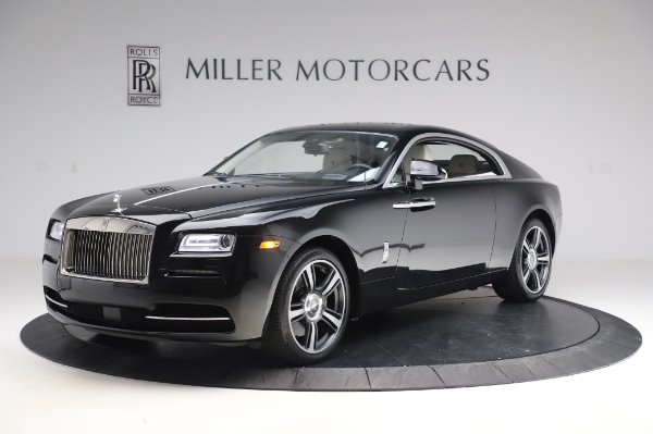 Used 2015 Rolls-Royce Wraith for sale Call for price at McLaren Greenwich in Greenwich CT 06830 3
