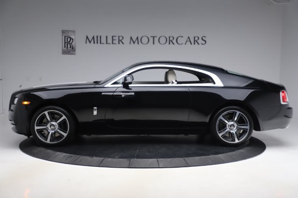 Used 2015 Rolls-Royce Wraith Base for sale $168,900 at McLaren Greenwich in Greenwich CT 06830 4
