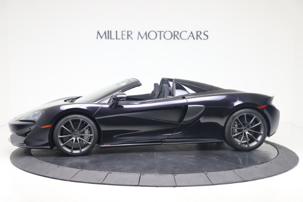 Used 2019 McLaren 570S Spider Convertible for sale $189,900 at McLaren Greenwich in Greenwich CT 06830 2