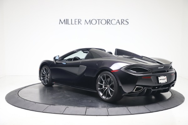 Used 2019 McLaren 570S Spider Convertible for sale $189,900 at McLaren Greenwich in Greenwich CT 06830 3