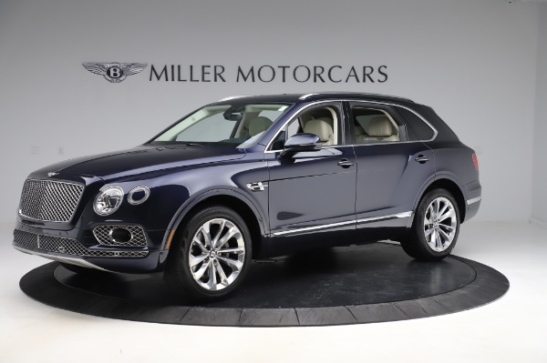 Used 2017 Bentley Bentayga W12 for sale $139,900 at McLaren Greenwich in Greenwich CT 06830 2