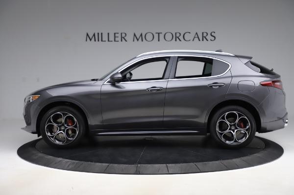 New 2020 Alfa Romeo Stelvio Ti Q4 for sale Sold at McLaren Greenwich in Greenwich CT 06830 4
