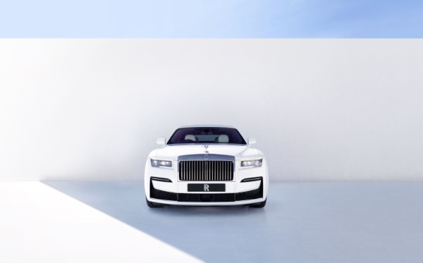 New 2021 Rolls-Royce Ghost for sale Call for price at McLaren Greenwich in Greenwich CT 06830 2