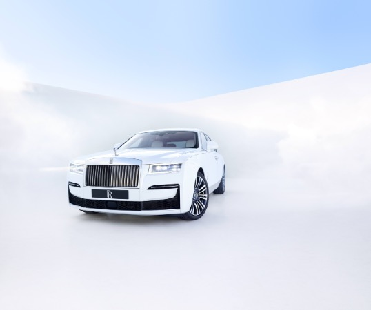 New 2021 Rolls-Royce Ghost for sale Call for price at McLaren Greenwich in Greenwich CT 06830 1