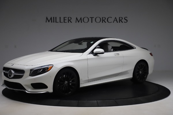 Used 2015 Mercedes-Benz S-Class S 550 4MATIC for sale Sold at McLaren Greenwich in Greenwich CT 06830 2
